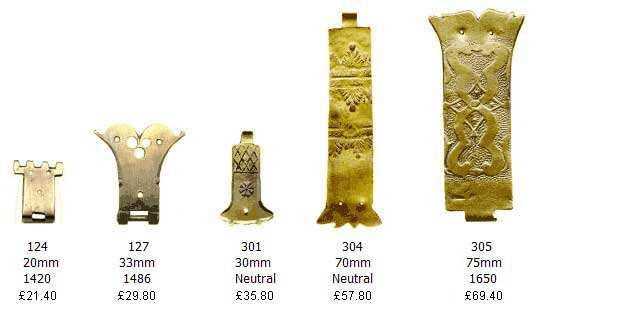 brass book fittings